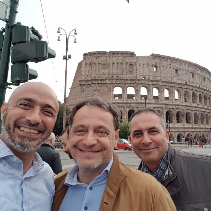 Flash! Italiani  veri a Roma