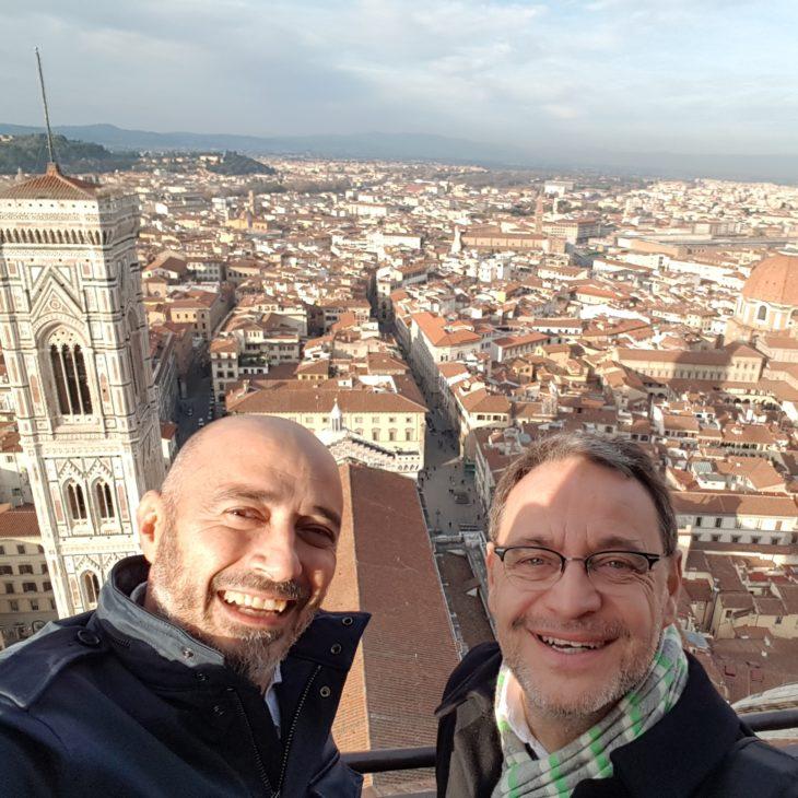 17 – Italiani veri a Firenze